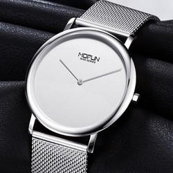 Đồng hồ MODUL siêu mỏng máy Nhật, đơn giản tinh tế - Mã số:DH1739