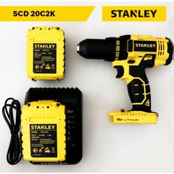 Máy khoan động lực pin Stanley SCH 20C2