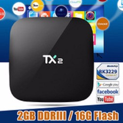 Android TV Box TX2 - RAM 2GB, ROM 16GB, Bluetooth, android 6.0