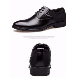 Giày Da Thật Cao Cấp - Sang Trọng, Tinh Tế