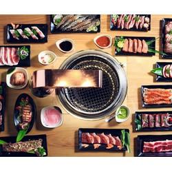 Buffet nướng lẩu thượng hạng Hàn Quốc  Không phụ thu cuối tuần tại nhà hàng Sariwon