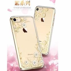 ốp lưng iphone 7 plus đính đá cực đẹp cao cấp