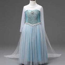 V16- Váy Elsa cho bé
