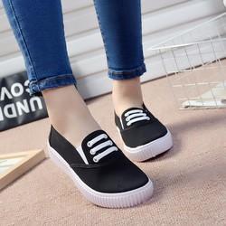 giày nữ giày nữ giày nữ dễ thương Đài Loan - size 36