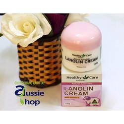 Kem dưỡng da Healthy Care Lanolin cream with Vitamin E