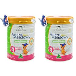 Sữa Greenmeadows số 4 cho trẻ trên 36 tháng tuổi
