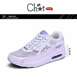 Giày Sneaker Nữ Trắng Đẹp