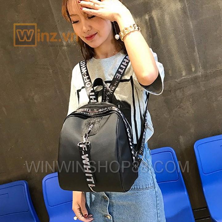 balo nữ công sở da thời trang giá rẻ hàn quốc winwinshop88 5