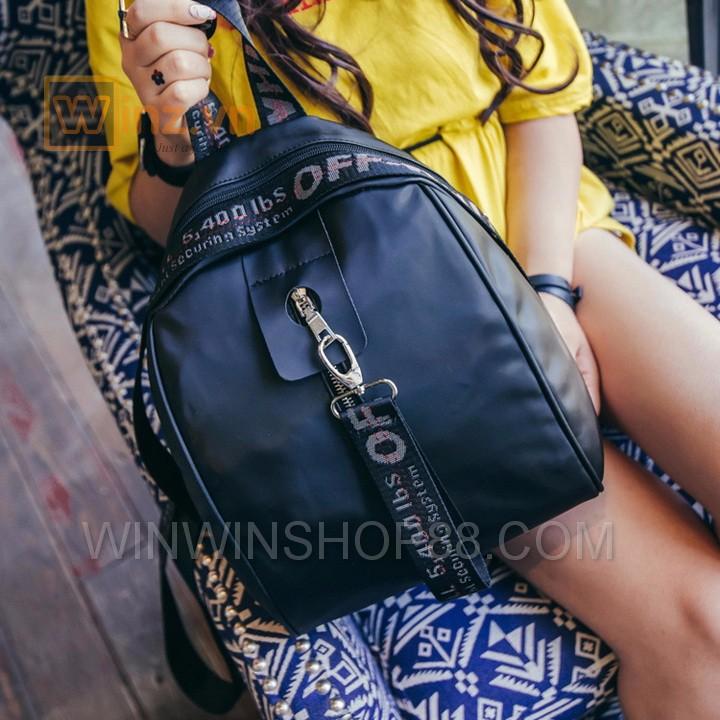 balo nữ công sở da thời trang giá rẻ hàn quốc winwinshop88 6