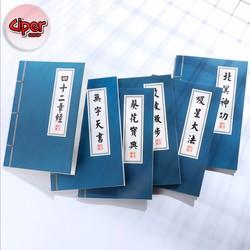 3 sổ tay bí kíp kungfu