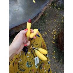 Son Chuối Handmade NEOP Không Chì Cực Lì Siêu Cute