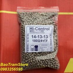 Phân tan chậm Nhật 14-13-13 tốt cho mọi cây trồng gói 1kg