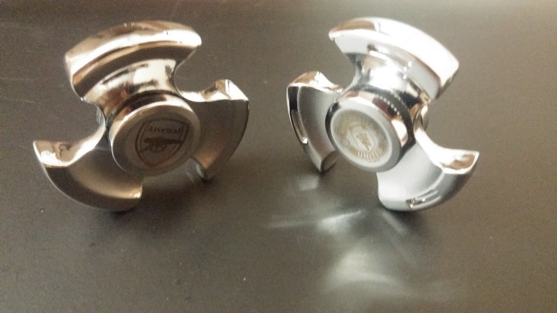 Spinner Mini Arsernal MU 6