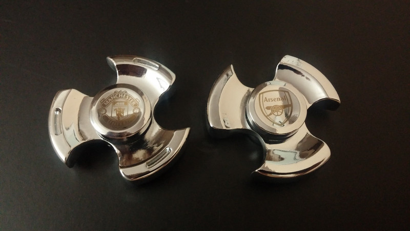 Spinner Mini Arsernal MU 5