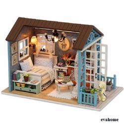 MÔ HÌNH NHÀ GỖ DIY – FULL HOUSE
