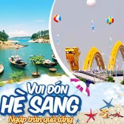 Tour du lịch hè Đà Nẵng 4N3Đ