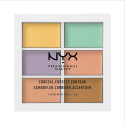 Kem tạo khối che khuyết điểm Conceal Correct Contour Palette 3CP04