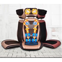Ghế matxa lưng  Nhật Bản 6D cao cấp