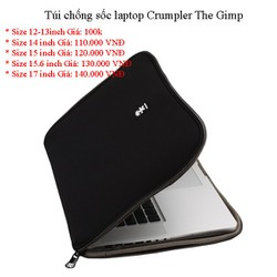 Túi chống sốc Crumpler cho Laptop 13-14-15 inch