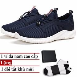 Giày thời trang nam siêu bền 7101XH TINTO