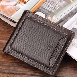 Ví nam cao cấp kèm ví nhỏ đựng thẻ Kiểu dáng Hàn Quốc sang trọng