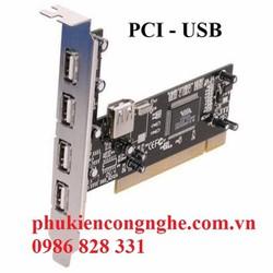 Card chuyển đổi PCI sang USB