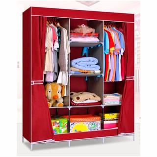 Tủ Vải- Tủ vải quần áo - TVQAGD001Dd-z thumbnail