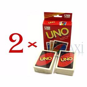 Combo 2 x Bộ Bài UNO Giấy cứng - UNO2