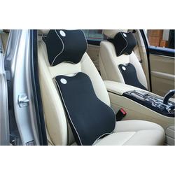 Bộ gối tựa lưng và đầu ô tô chất liệu êm ái cho ô tô