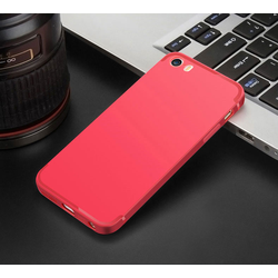 Ốp lưng iPhone 5 5S 5SE Silicon dẻo đỏ RED
