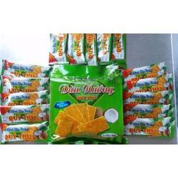Combo 05 gói Bánh dừa nướng Quý Thu