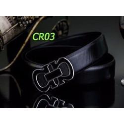 Dây lưng nam, thời trang và phụ kiện cao cấp CR03