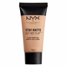 Kem nền Stay Matte But Not Flat Liquid Foundation Soft Beige SMF07 - dmSMF07