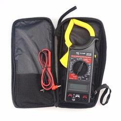 DM6266 LCD Digital Clamp Meter AC DC