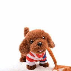 Chú chó Teddy biết hát