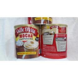 Caffe D'Vita Mocha Cappuccino 1,8kg – USA