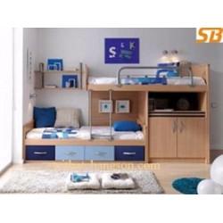 Nội Thất Phòng Trẻ Em  giường tầng trẻ em