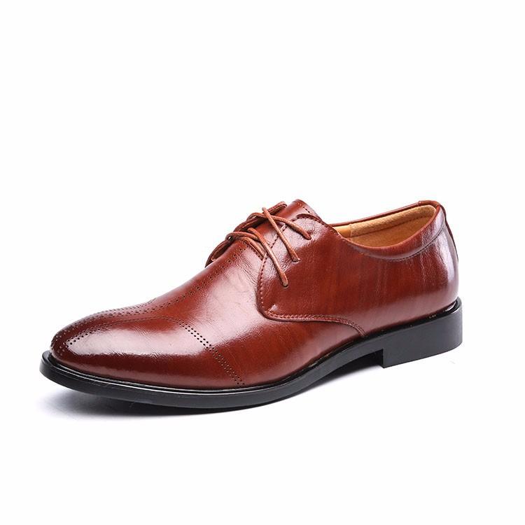 Giày tây da bò - Hàng cao cấp 5