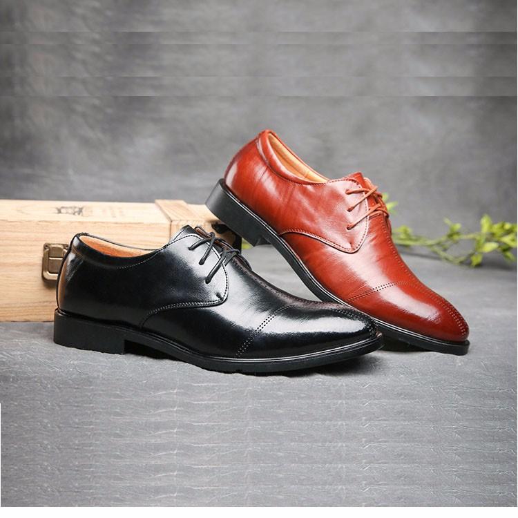 Giày tây da bò - Hàng cao cấp 11