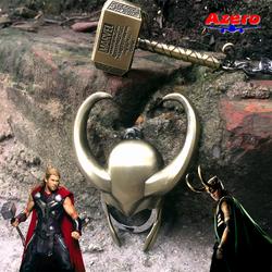 Móc khóa Thor và Loki
