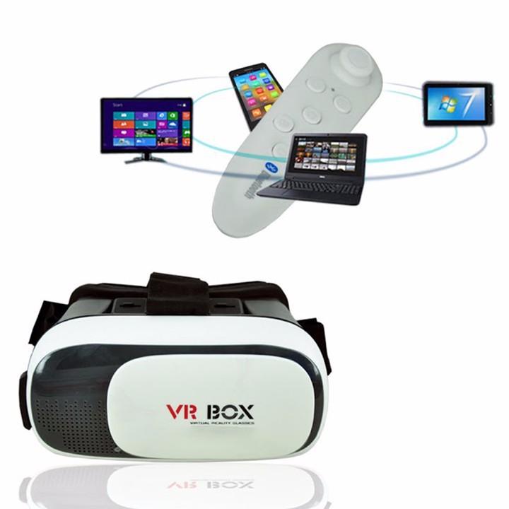 Kính 3D Thực Tế Ảo VR Box 2