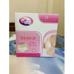Tấm lót thấm sữa GB Baby 24 miếng