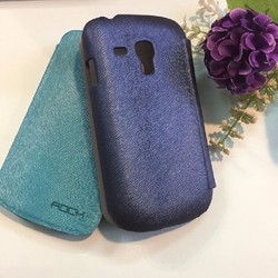Bao da SamSung Galaxy S3 Mini I8190 thương hiệu Rock