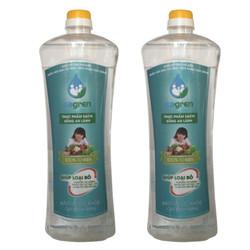 Nước rửa rau củ quả Sagren - combo 2 chai