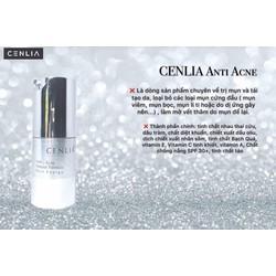 GEL TRỊ MỤN CENLIA đặc trị các loại mụn
