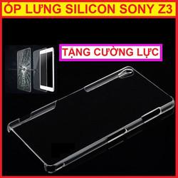 ỐP LƯNG SONY Z3
