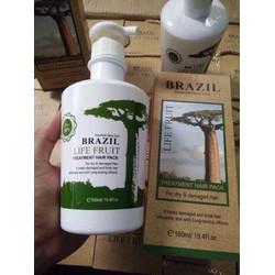 Keratin Brazil tươi 550ml