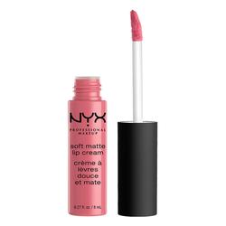 Son kem NYX Professional Makeup Soft Matte Lip Cream Milan SMLC11