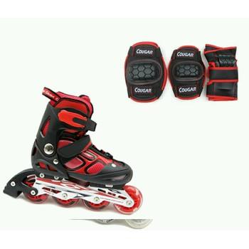 Giày trượt patin cho bé tặng đồ bảo hộ