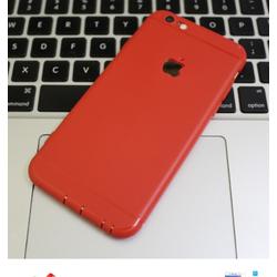 Ốp lưng nhựa dẻo màu hở táo Iphone 5 5s